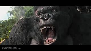 King Kong 2005   King Kong VS Khủng long bạo chúa T Rex Part 1