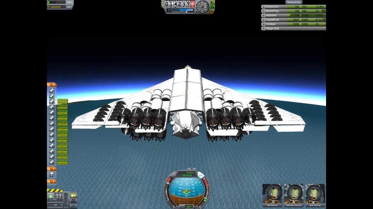 Kerbal Space Program Скачать Последняя Версия