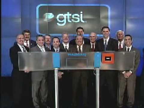 GTSI NASDAQ Closing Bell