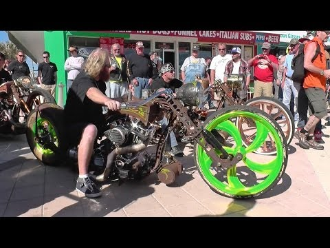 Bike Week in Daytona Beach, FL (Filmed 2014). A Kirfin production ... .
