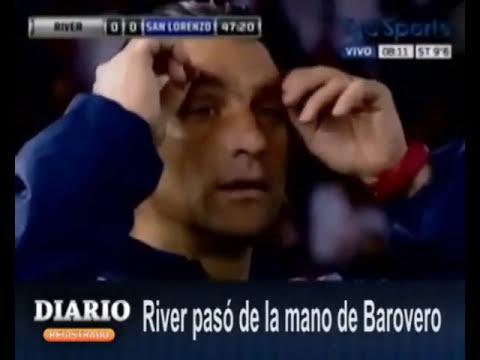 Atajadas de Marcelo Barovero