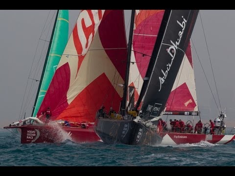Abu Dhabi Highlights Show | Volvo Ocean Race 2011-12