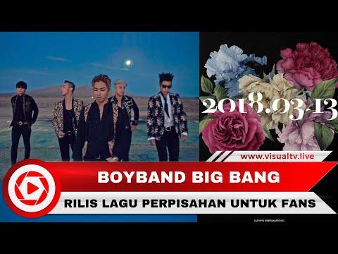 Ditinggal Wamil, Big Bang Rilis Lagu Perpisahan Flower Road