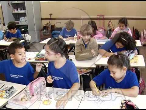 Inscrições para uma vaga na escola municipais coemçam dia 03/11