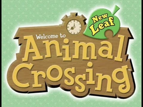 Animal Crossing: New Leaf  3D | 3DS gameplay trailer