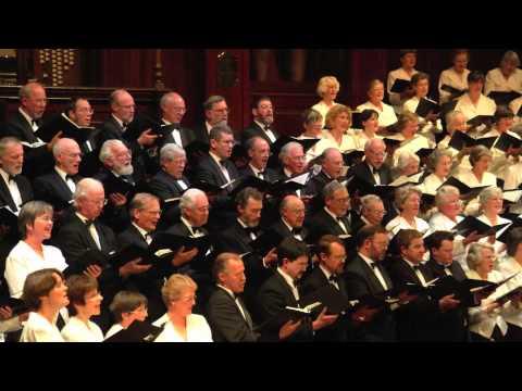 Handel Messiah II-28 He trusted in God