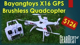 Bayangtoys X16 Typhoon with GPS from GearBest