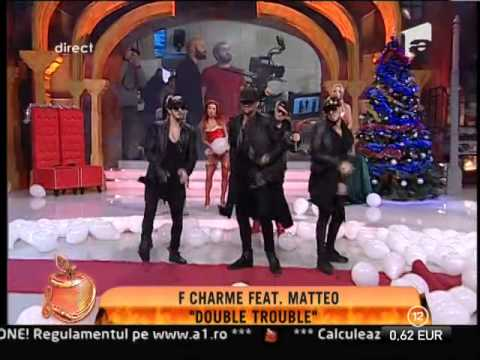 """F Charme feat. Matteo - """"Double trouble"""""""