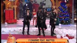 "F Charm feat. Matteo - ""Double trouble"" - Un Show Pacatos"