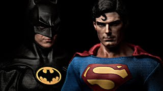 Batman vs Superman Comic Con Trailer (Reeve & Keaton Style)