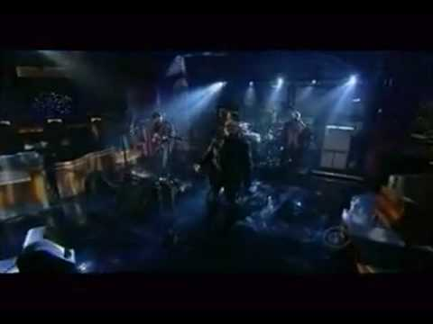 U2 - I'll Go Crazy If I Don't Go Crazy Tonight Live Letterman 3rd Night