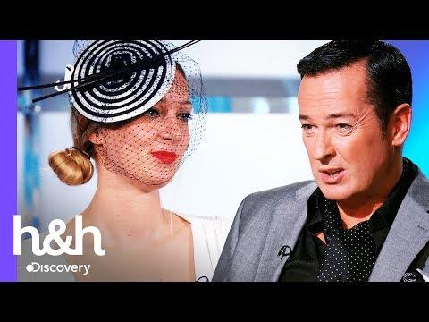 ¿Usted utilizaría blanco en una boda?   Desafío fashionista   Discovery H&H