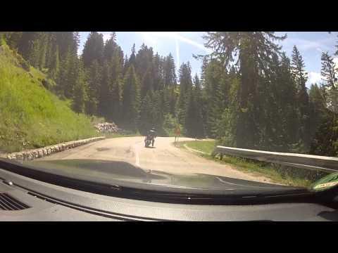 Passo Nigra (Nigersattel) - Passo di Costalunga (Karerpass)