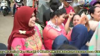 BASAH BASAH - SINGA DANGDUT PUTRA GENADES - LIVE CIMAHI SIDAMULYA (26-9-2017)