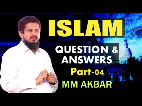 Islam Question And Answer Part-04 Mm Akbar  Niche Of Truth video