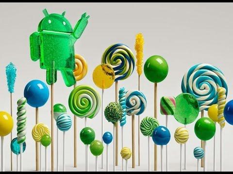 Android Lollipop: 5 Datos rápidos que usted necesita saber