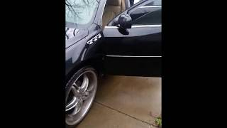 2007 Buick Lucerne cxl 3.8l. System video with hifonics amps and old school Memphis MOJO 15s.