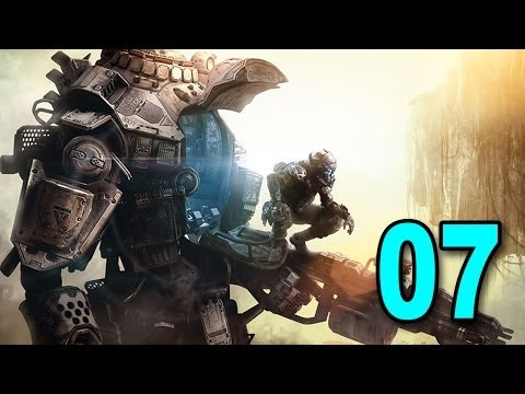 Titanfall Campaign – Part 7 – The Three Towers (Let's Play / Walkthrough / Playthrough Gameplay)