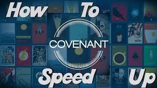 How to Speed Up Covenant or Exodus - Kodi 17.3 jailbreak