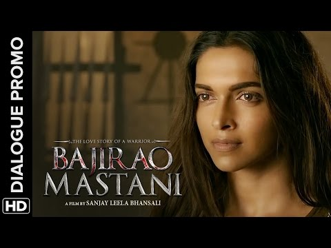 The Couplets Of Undying Love | Bajirao Mastani | Dialogue Promo