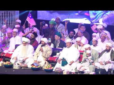 Shah Alam Berselawat 2013: Malam Gema Cinta Rasul Habib Syech Assegaf