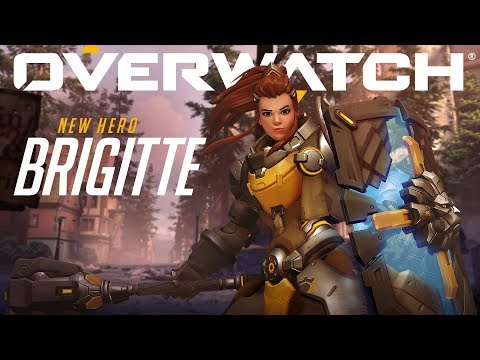 [NEW HERO NOW AVAILABLE] Introducing Brigitte | Overwatch
