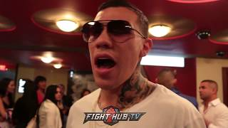 "GABE ROSADO CALLS OUT JARRETT HURD ""ILL KNOCK YOU OUT!"""