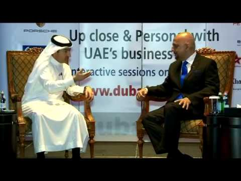 Interactive Session with Paris Gallery CEO at Emirates NBD Global Business Series - Part 2
