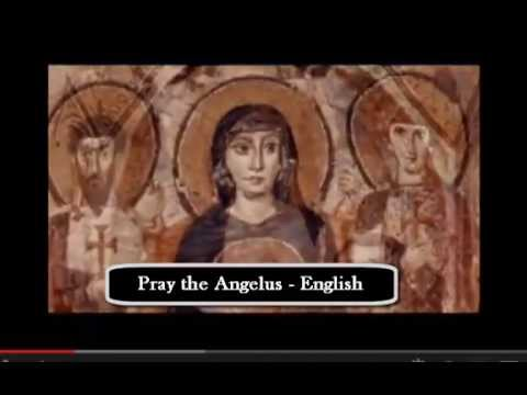 Pray the Angelus English