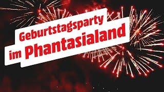 Kaiserwetter Beim Ersten MediaMarkt Club Geburtstag Im Phantasialand
