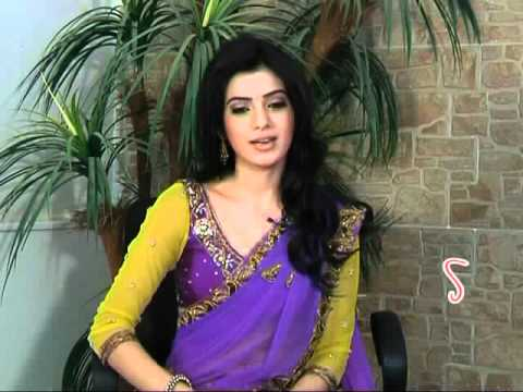 Samantha Talks About Dookudu Telugu Movie - Mahesh Babu,samantha video