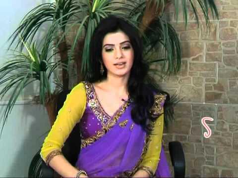 Samantha Talks About Dookudu Telugu Movie - Mahesh Babu,samantha video