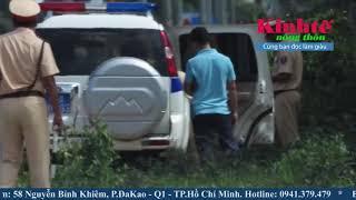 """Đồng Nai: CSGT làm nhiệm vụ trong """"bụi rậm"""""""
