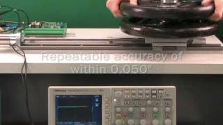 Servo-Pneumatic Fast Positioning of Heavy Load - Enfield Technologies