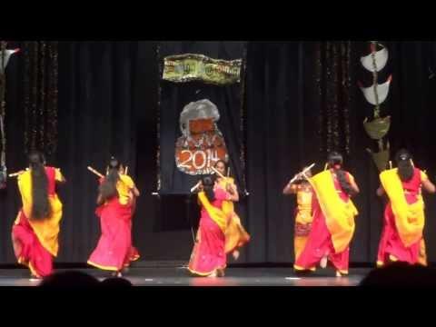 Dandiya - Tamil day 2014 Dance
