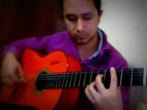 ruben montoya farruca punta y tacon del guitarrista Sabicas 2011