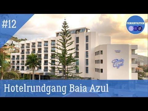 Hotel Baia Azul Madeira Hotelrundgang