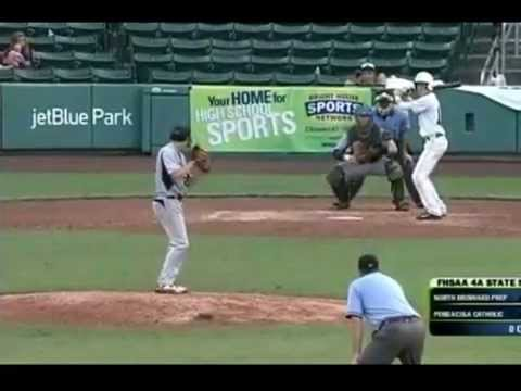 2014 Pensacola Catholic High School Baseball - End of the Year Video