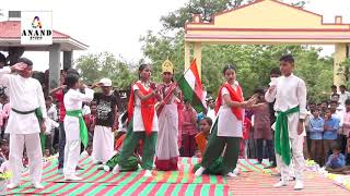 Har karam Apna karenge Ae Vatan tere liye ...Best school Dance 2018