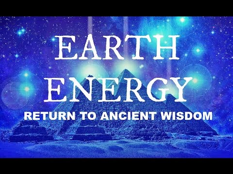 Earth Energy: Return To Ancient Wisdom - Betsey Lewis (The justBernard Show)