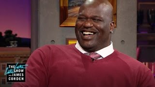 Locker Room Talk with Shaquille O