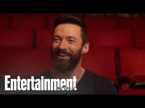Hugh Jackman talks Tony Awards