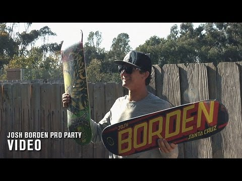 Josh Borden's Pro Party