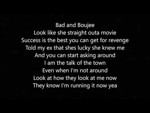 Bad And Boujee (Remix) - By: Anth & Conor Maynard (Lyrics)
