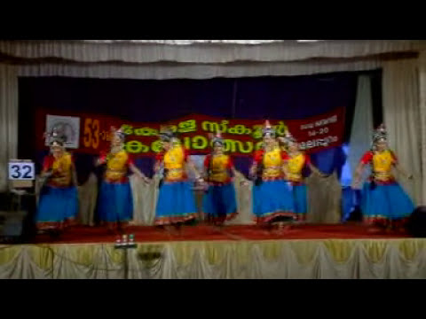 Sanganirtham-theme Krishna Radha Love. video