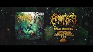 ANAPTOSIS - SIMIAN BARBARISM [OFFICIAL EP STREAM] (2020) SW EXCLUSIVE