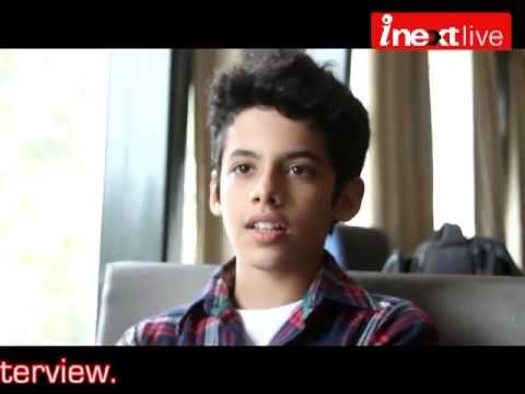 Darsheel Safary Special Interview YouTube