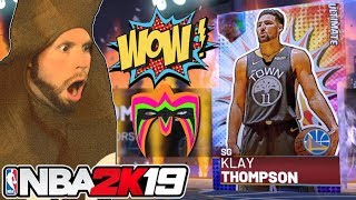 Ultimate Warrior NBA 2K19 Packs