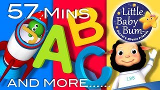 ABC Song In Outer Space Little Baby Bum | Nursery Rhymes for Babies | Songs for Kids