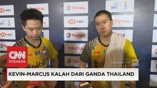 Kecewa & Merasa Dicurangi, 'Duo Minions' Berencana Protes ke BWF ; Piala Thomas 2018
